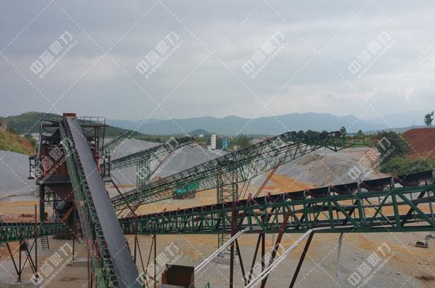 <b>方解石制砂生产线</b>