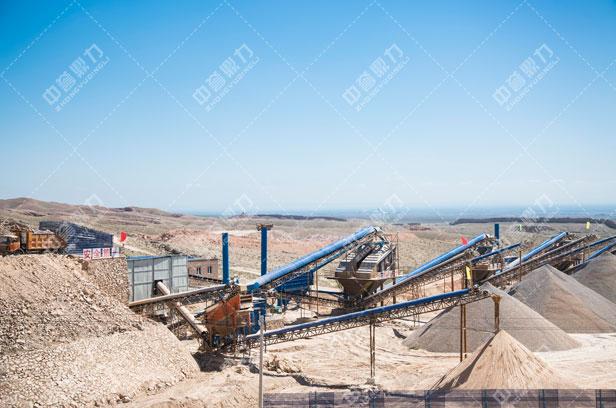 <b>珍珠岩制砂生产线</b>