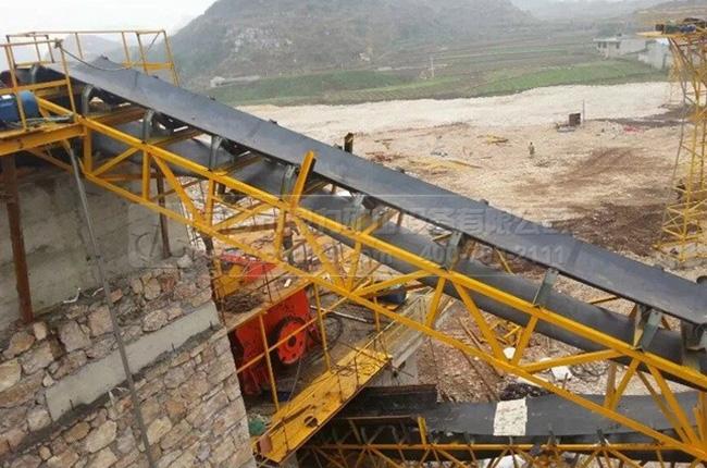 贵州贵阳时产1200吨砂石骨料生产